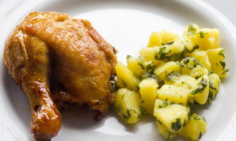 udko z kurczaka
